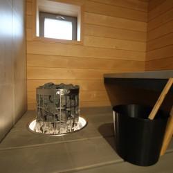Oksanen - Sauna 1
